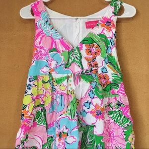 Lilly Pulitzer Nosey Posey Tank